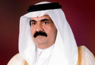 أمير قطر يتسلم رسالة من الرئيس السوداني