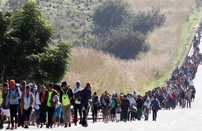 مكسيكو تنشر ملحقاً «سرياً» لاتفاق الهجرة