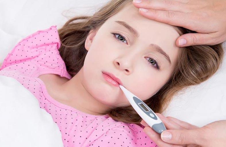 نصائح مهمة عند ارتفاع الحرارة عند الأطفال