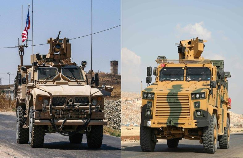 الاتفاق الأمريكي-التركي على المنطقة الآمنة.. تمنيات لا أكثر