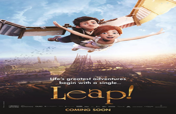 ! Leap قصة مشتتة وغير متماسكة