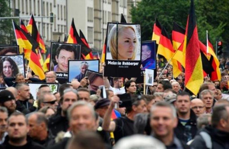«اليمين الألماني» يستخدم جرائم الحق العام ضد المهاجرين
