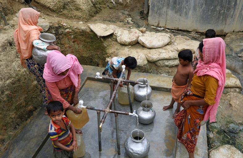 الأمم المتحدة: ميانمار ليست مستعدة لعودة الروهينجا