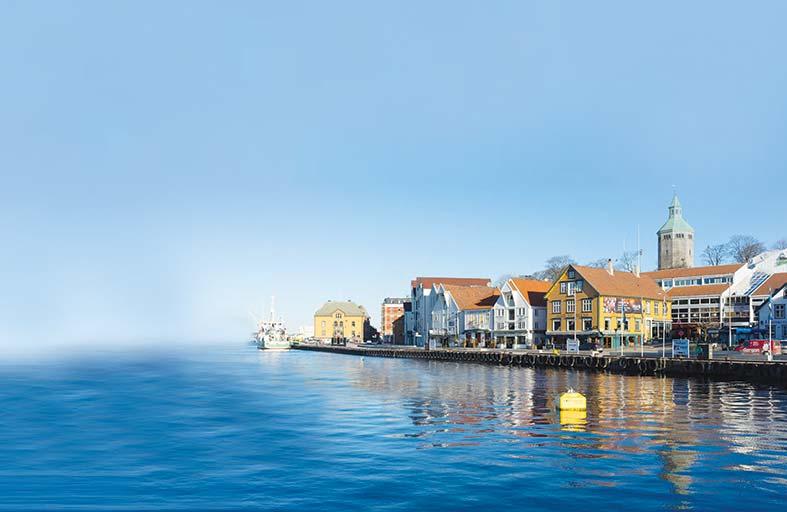 ستافانغر النرويجية مركز ثقافي نابض بالحياة