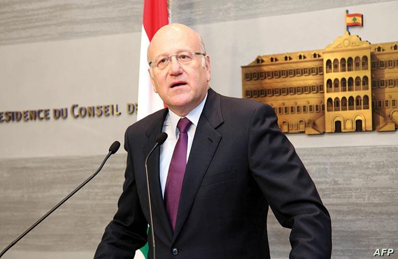 الحكومة اللبنانية تنفي طلب أي شحنة وقود من إيران