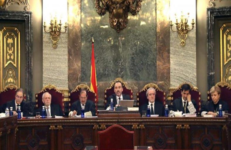 محاكمة الانفصاليين الكاتالونيين تقترب من نهايتها