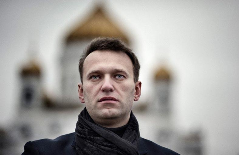 الإفراج عن المعارض الروسي أليكسي نافالني