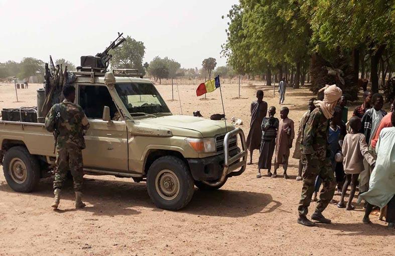 تشاد تنشر عسكريين في نيجيريا والنيجر