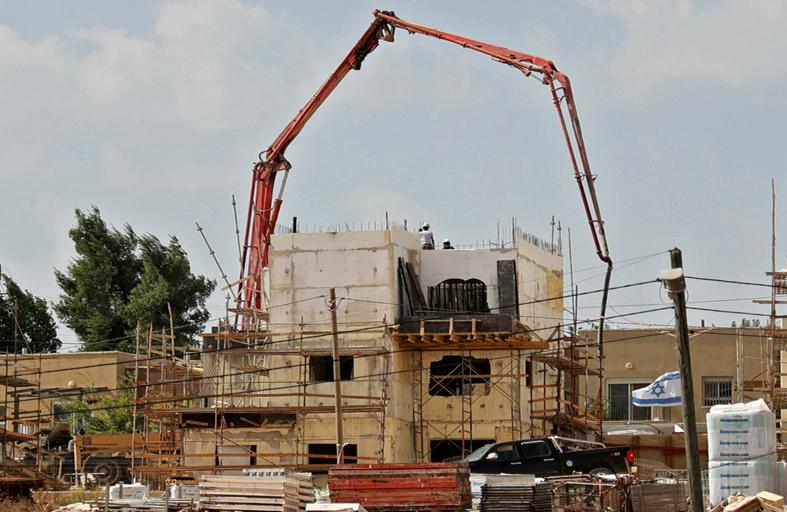 واشنطن قلقة من بناء مساكن استيطانية جديدة في الضفة