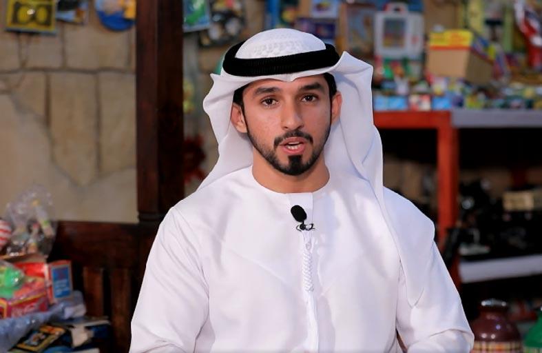 الإعلامي محمد النقبي: أراهن على بيئة وتراث المنطقة الشرقية في الشارقة لتقديم تجربة إعلامية مميزة