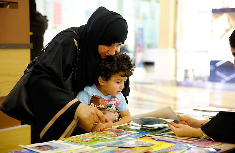«دبي للثقافة» تعلن تمديد «معرض زايد للكتاب المستعمل» في اتحاد مول