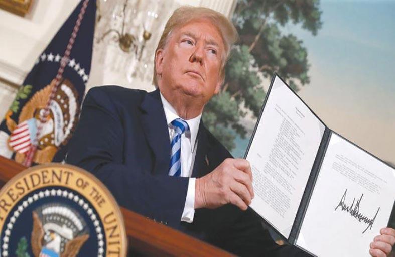إعادة الردع أساسي لوقف العدوان الإيراني