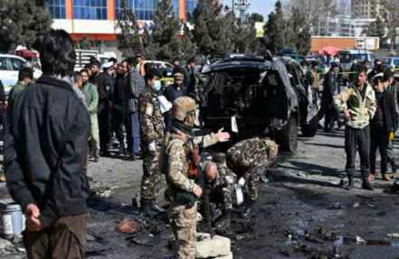 قتلى وجرحى بتفجيرات جديدة في أفغانستان