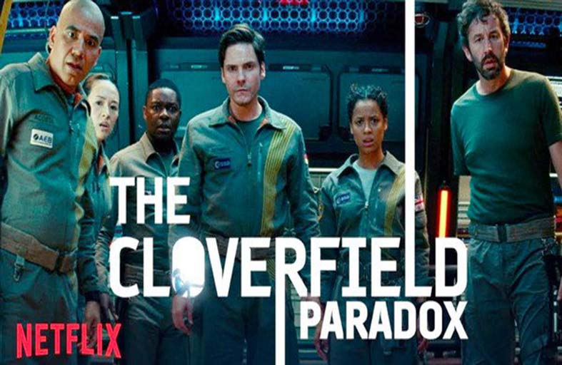 The Cloverfield Paradox ومضة باهتة تفتقر إلى التميز