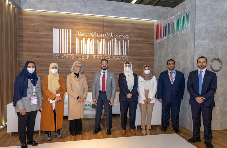 (الناشرين الإماراتيين) تعقد 24 اجتماعا مع مؤسسات نشر عالمية خلال مشاركتها في فرانكفورت للكتاب 2021