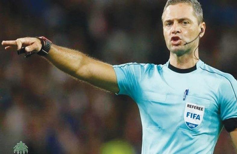 «صديق ليفربول» حكما لنهائي دوري أبطال أوروبا