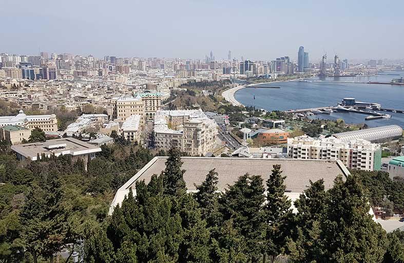 مدينة الريح التي تسابق الزمن لتتربع على عرش اجمل المدن