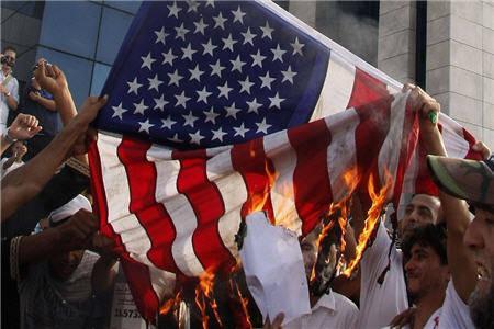 مشاعر سلبية في الشرق الأوسط تجاه أمريكا