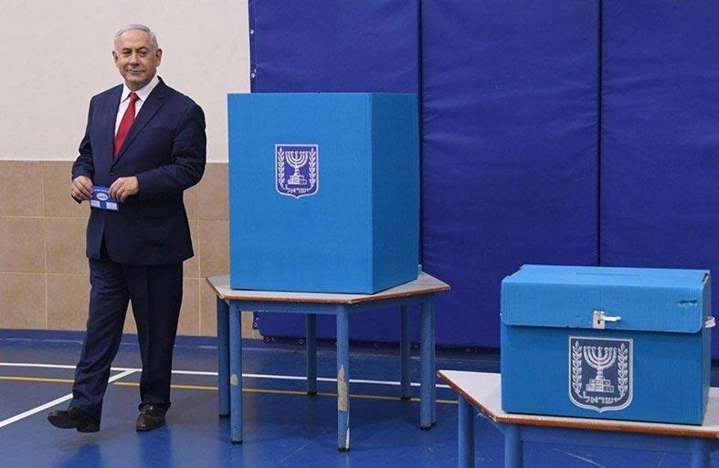 مشاورات في اسرائيل لاختيار رئيس للوزراء
