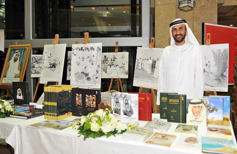 جامعة الإمارات تنظم فعالية حياة زايد -الزراعة والبيئة
