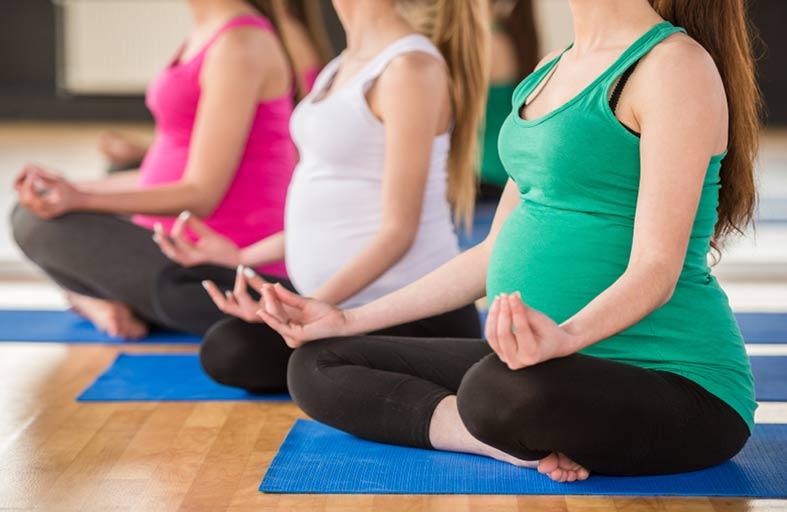 تمارين مفيدة لسلامتك خلال الحمل
