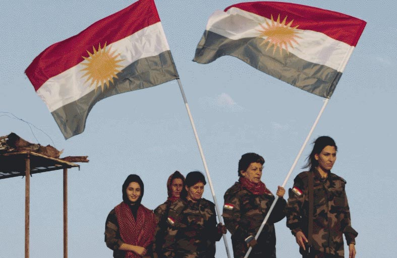 ذا ناشيونال إنترست: على بارزاني تجنب حرب داخلية في كردستان