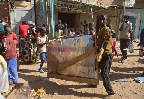 عرب يشكون نهب ممتلكاتهم في شمال مالي