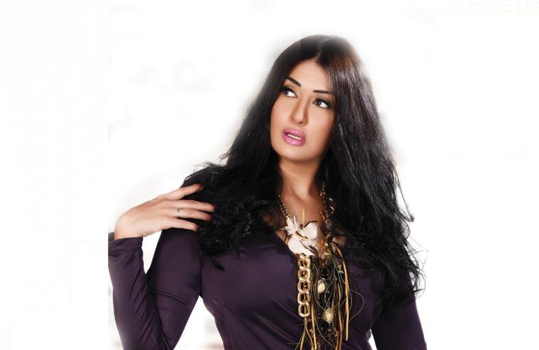 غادة عبد الرازق تكتسب وزناً  زائداً لتجسيد شخصيّتها الجديدة