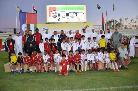نادي الظفرة يستضيف مهرجان مجلس أبوظبي الرياضي الثالث لمدارس الكرة