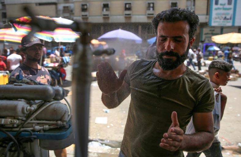 صيف حار ينذر بأزمة ساخنة في العراق
