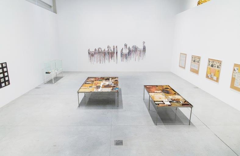 الشارقة للفنون تقدم مختارات من مقتنياتها في معرضين