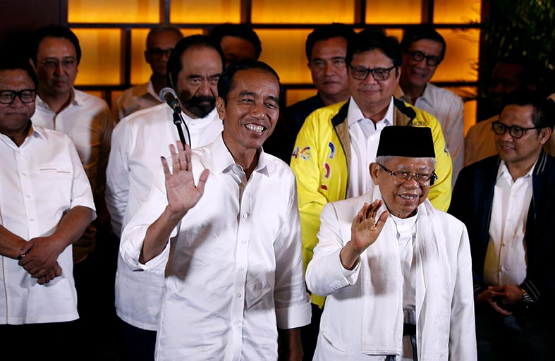 ويدودو يتجه لولاية جديدة في اندونيسيا