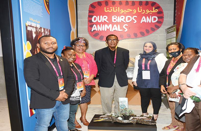 بابوا غينيا الجديدة تنظم المنتدى الاستثماري الأول في إكسبو دبي