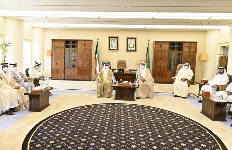 المجلس الوطني الاتحادي ومجلس الأمة الكويتي يؤكدان أن علاقات التعاون الثنائية بن الجانبين تشهد تطورا في مختلف المجالات