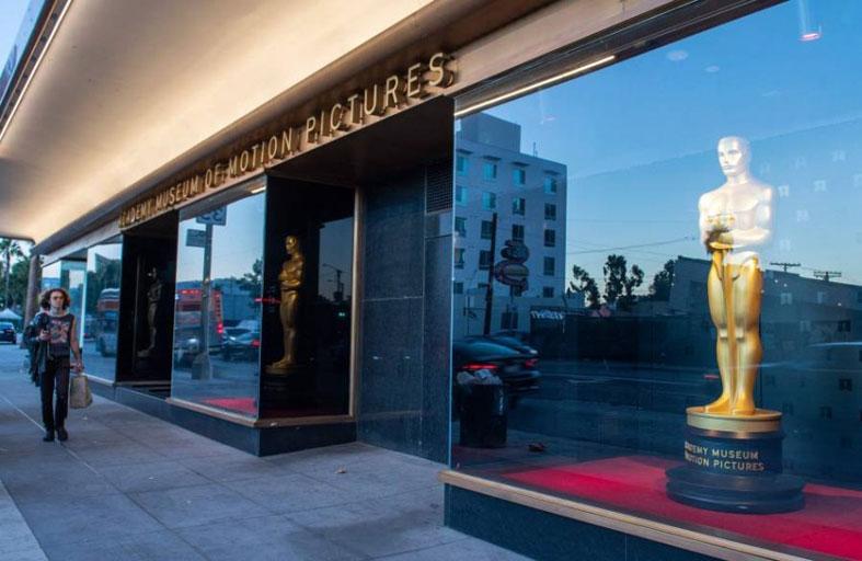 متحف الأوسكار يفتح أبوابه في 30 سبتمبر