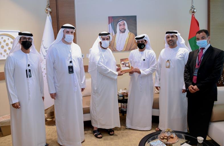تريندز ووكالة أنباء الإمارات يبحثان تعزيز التعاون البحثي والإعلامي
