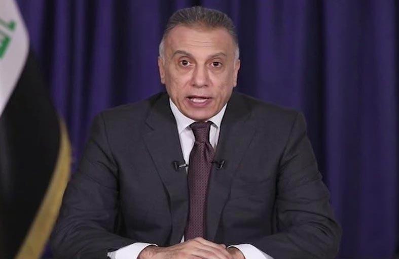 الكاظمي يقيل قائداً في الشرطة العراقية بعد اغتيال الهاشمي