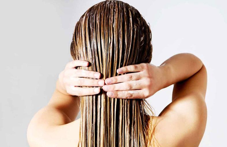 طريقة لجعل الشعر مفروداً