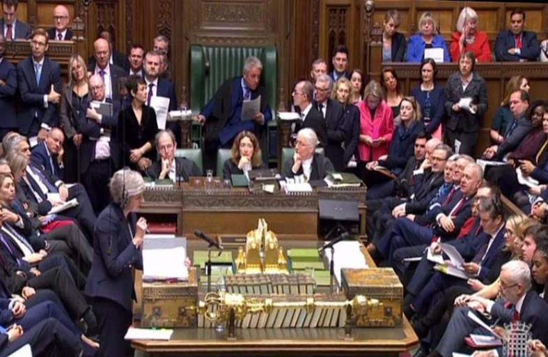 مصير «بريكست» في أيدي النواب البريطانيين