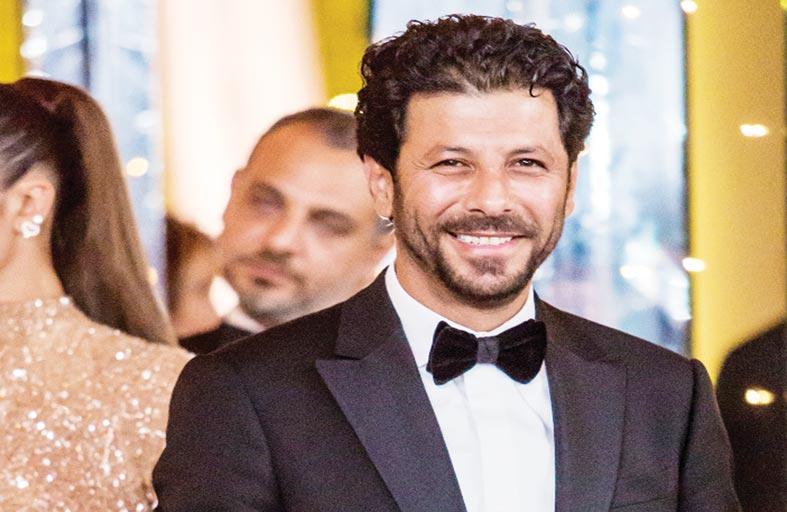 إياد نصار يتعاقد على فيلم جديد