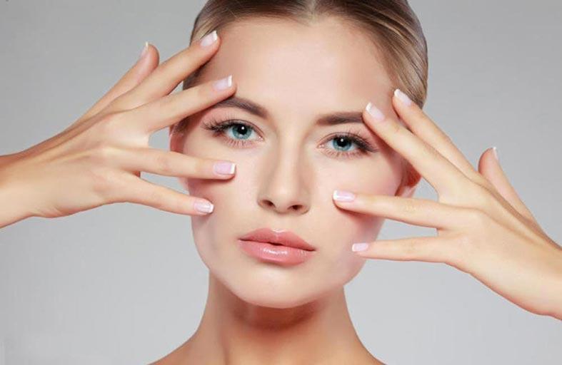 علاج الهالات السوداء في الوجه في المنزل