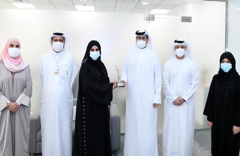 بلدية دبي تحصد 4 من جوائز ستيفي أواردز العالمية للأعمال تقديراً لمشاريعها ومبادراتها المتميزة