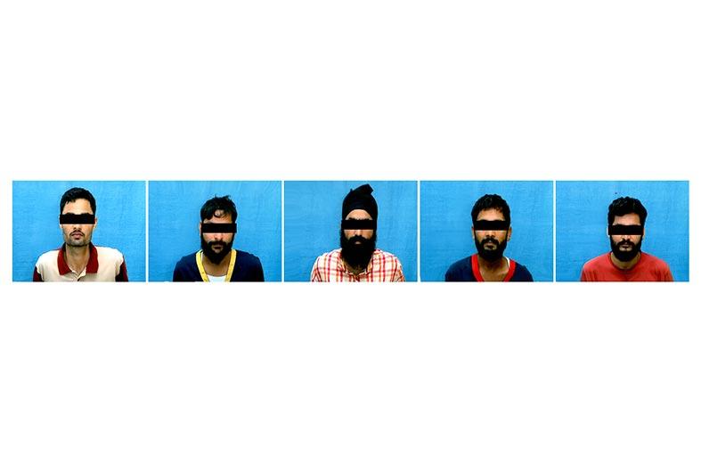 مكافحة المخدرات برأس الخيمة تفكك عصابة الاتجار بالهيروين