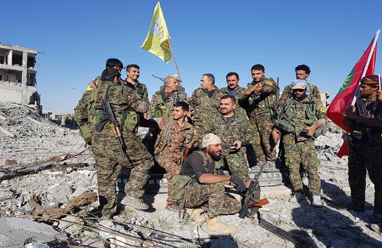 دواعش أجانب بلا محاكمات لدى أكراد سوريا