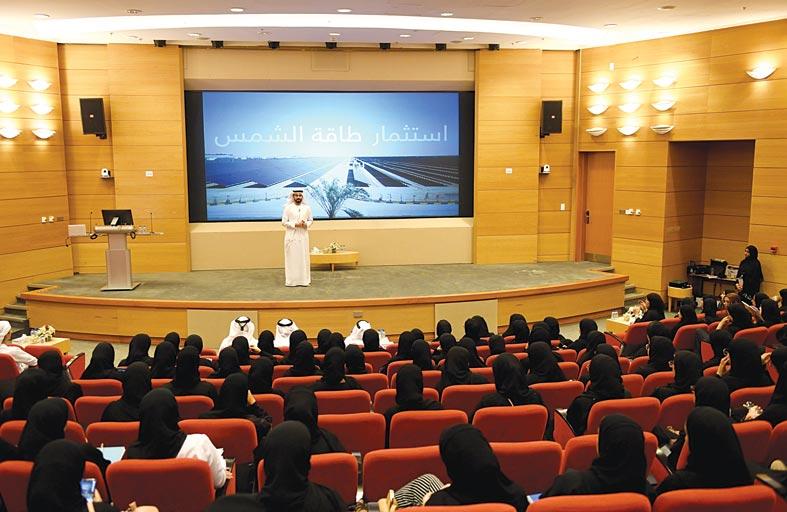 سعيد النظري: إطلاق أول مجلس للشباب من جامعة الإمارات في مدينة العين نهاية العام الجاري