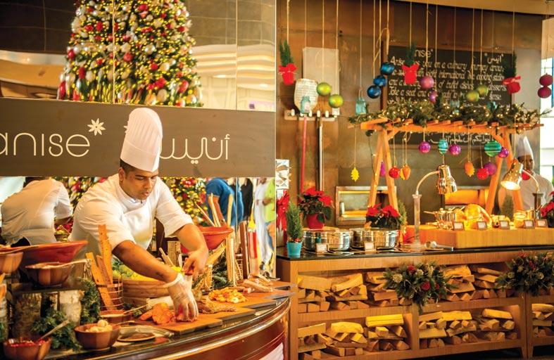 دبي فستيفال سيتي تحتفل بموسم الأعياد مع جميع الزوار و المقيمين