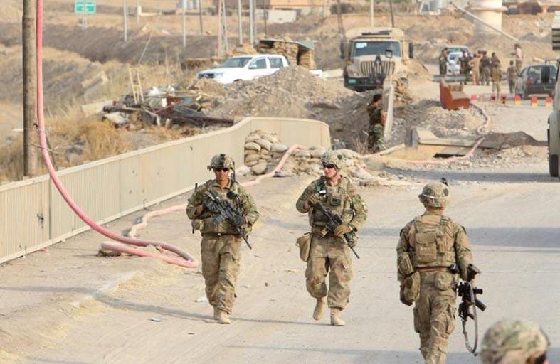 زخم جديد في العراق للمطالبة بخروج أمريكا