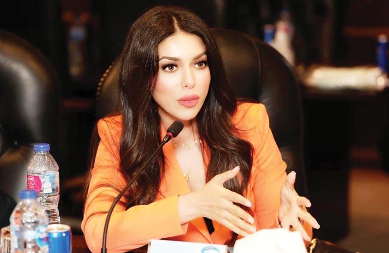 بسنت الحسيني: مهنة الإعلام  غدارة  ولكنني أعشقها