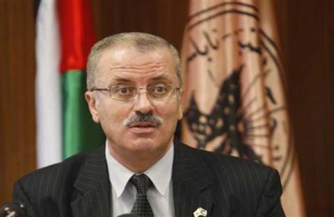 الحكومة الفلسطينية الجديدة تعقد أول اجتماع