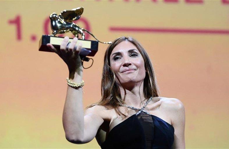 فيلم فرنسي يفوز بمهرجان البندقية